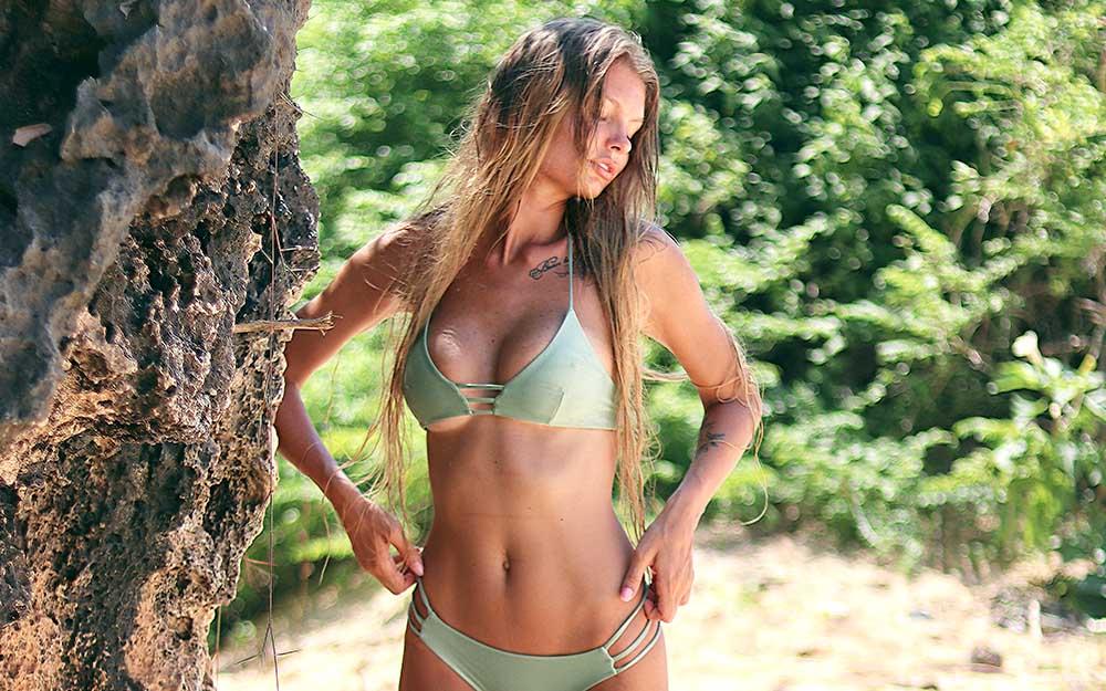 【脱貧乳】痩せ型女性のバストアップ方法。脂肪が少なくても胸を大きく育乳できる。